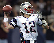Football (NFL) New England Patriots