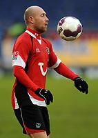 Fotball<br /> Tyskland<br /> 30.01.2010<br /> Foto: Witters/Digitalsport<br /> NORWAY ONLY<br /> <br /> Jiri Stajner H96<br /> <br /> Bundesliga Hannover 96 - 1. FC Nürnberg