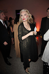 DONATELLA FLICK at the TOD'S Art Plus Drama Party at the Whitechapel Gallery, London on 24th March 2011.
