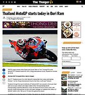 https://thethaiger.com/news/national/thailand-motogp-starts-today-in-buri-ram