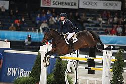 Deusser Daniel, (GER), Clintop<br /> Grand Prix of Stuttgart <br /> Longines FEI World Cup<br /> Stuttgart - German Masters 2015<br /> © Hippo Foto - Stefan Lafrentz