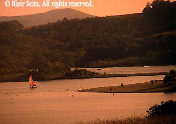 PA landscapes Blue Marsh Lake, Berks Co., PA