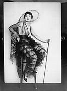 Billie Carleton, dancer and singer, 1916