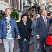 NLD/Amserdam/20150505 - Bevrijdingsconcert 2015 Amsterdam, Mainstreet, Daan Zwierink, Nils Käller,