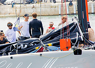 Pierre Casiraghi at the 36th Copa del Rey sailing contest, 01-08-2017