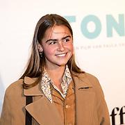 NLD/Amsterdam/20161005 - Filmpremiere Tonio, Olivia Lonsdale