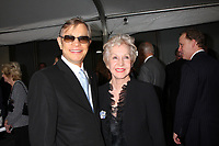 11/3/2010 Michael York and his wife, Pat, at the Hollywood Walk of Fame's 50th anniversary party.