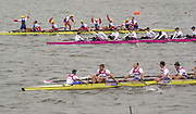 Poznan, POLAND.   2004 FISA World Cup, Malta Lake Course.  <br /> <br /> Men's eight Final GER W8+<br /> <br /> 09.05.2004<br /> <br /> [Mandatory Credit:Peter SPURRIER/Intersport Images]
