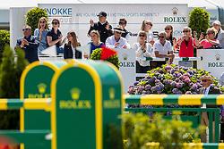 Philippaerts Nicola, BEL, H&M Chilli Willi<br /> Grand Prix Rolex powered by Audi <br /> CSI5* Knokke 2019<br /> © Hippo Foto - Dirk Caremans<br /> Philippaerts Nicola, BEL, H&M Chilli Willi