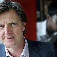 Nederland, Den Haag , 28 mei 2014.<br /> Albert Jaap van Santbrink, algemeen directeur Terre des Hommes.<br /> Foto:Jean-Pierre Jans