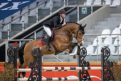 Kenis Pieter, BEL, Quantico S.G.H.<br /> Pavo Hengsten competitie - Oudsbergen 2021<br /> © Hippo Foto - Dirk Caremans<br />  22/02/2021