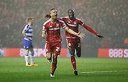 Middlesbrough v Reading 120416