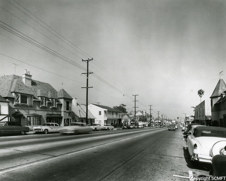 1953 Sunset Blvd. at Londonberry Dr. in West Hollywood