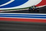 Nov 15-18, 2012: Heikki KOVALAINEN (FIN) CATERHAM F1 TEAM.© Jamey Price/XPB.cc