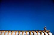 Nederland, Nijmegen, 4-5-2005....Philips semiconductors, de fabriek voor halfgeleiders, ook wel de kathedraal genoemd. Kenniseconomie.  Fabricage chips, microchips, computerchips, innovatie, onderzoek, economie, elektronica. ....Foto: Flip Franssen/Hollandse Hoogte