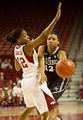 2012 Vanderbilt vs Arkansas women's basketball