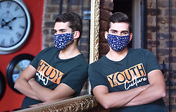 South Africa - Pretoria - 27 April 2020 - Tshwane University of Technology third year student, Denzill Botha was hortlisted during an international competition for his food truck and face masks invention to safeguard communities against COVID-19.<br /> <br /> Picture: Thobile Mathonsi/African News Agency(ANA)