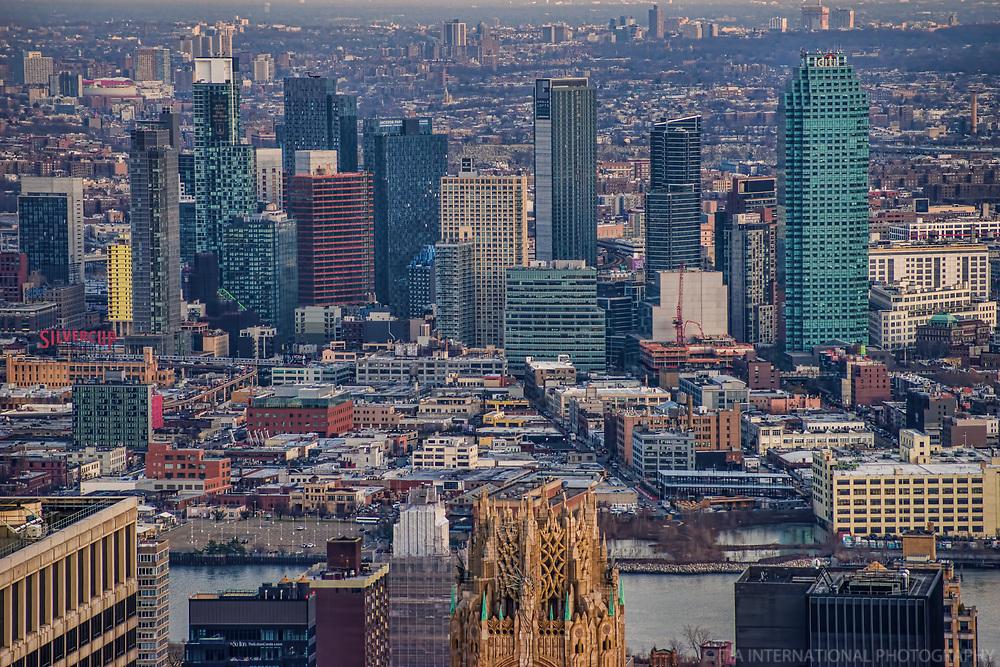 Skyline of Long Island City, Queens