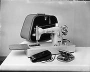 Swift Sewing Machine Kit.03.02.1960