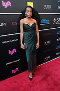 April 8, 2019-New York, New York-United States: Cipriana Quann, Editor-in-Chief, Urban Bush Babes attends the Bronx Museum Gala & Art Auction 2019 held at Capitale on April 8, 2019 in New York City. The Bronx Museum of the Arts is a contemporary art museum that connects diverse audiences to the urban experience through its permanent collection, special exhibitions, and education programs that strive to reflect the borough's dynamic communities. (Photo by Terrence Jennings/terrencejennings.com)