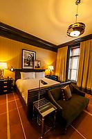 An executive suite, Hotel Jerome, a landmark in Aspen, Colorado USA.