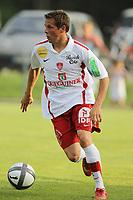 FOOTBALL - FRIENDLY GAMES 2010/2011 - STADE BRESTOIS v FC ISTRES - 09/07/2010 - PHOTO ERIC BRETAGNON / DPPI - BENOIT LESOIMIER (BREST)