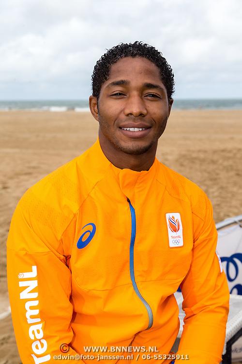 NLD/Scheveningen/20160713 - Perspresentatie judoka's voor de Olympische Spelen 2016 in Rio de Janeiro, Dex Elmont