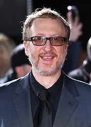 Director James Gray arriving at the UK Premiere of Lost City of Z, The British Museim, London.