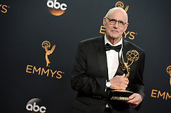 Jeffrey Tambor poses in the press room during the 68th Annual Primetime Emmy Awards at Microsoft Theater on September 18, 2016 in Los Angeles, CA, USA. Photo by Lionel Hahn/ABACAPRESS.COM
