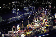"""High angle image of the Canadian National Exhibition (CNE) at night.<br /> <br /> The Canadian National Exhibition (CNE), also known as """"The Ex"""", is Canada's largest annual community event.  <br /> <br /> Founded in 1879, as the Toronto Industrial Exhibition, the CNE has enjoyed a distinguished history as a """"showcase of the nation"""".  It was """"the place"""" where people came to experience the latest innovations in technology and commercial products as well as performances by many of the leading artists of the time.  Although the CNE has changed over the years, it continues to be one of Ontario's great annual traditions. <br /> <br /> The CNE is currently one of the 10 largest fairs in North America, and its audience truly reflects the diversity of Toronto and the region.  <br /> <br /> In 2014, the CNE attracted 1.43 million visitors over the 18 days of the fair."""
