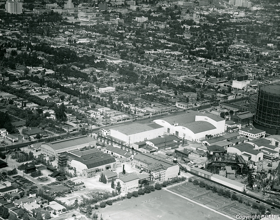 1931 Educational Studios on Santa Monica Blvd.