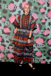 Chloe Sevigny at KENZO x H&M.<br /> (NYC)