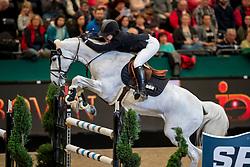 Gulliksen Victoria, NOR, Deville<br /> Leipzig - Partner Pferd 2019<br /> © Hippo Foto - Stefan Lafrentz