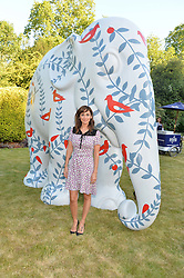NATALIE IMBRUGLIA at the Quintessentially Foundation and Elephant Family 's 'Travels to My Elephant' Royal Rickshaw Auction presented by Selfridges and hosted by HRH The Prince of Wales and The Duchess of Cornwall held at Lancaster House, Cleveland Row, St.James's, London on 30th June 2015.