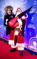 Lizzie Cundy at the  Hyde Park Winter Wonderland launch, London, UK - 20 Nov 2019