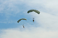 Skydiver, Paratrooper, Tenth Special Forces