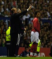 Photo: Daniel Hambury.<br />England v Greece. International Friendly. 16/08/2006.<br />England's head coach Steve McClaren.
