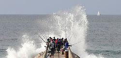 South Africa - Durban -  16 June 2020 -   South Africa is in the midst of a 21-day nationwide lockdown to contain the spread of COVID-19, which has already affected more than 1,300 people and killed five. However, the country's fishing industry received an exemption from the lockdown after being designated as being vital to the domestic food industry by South Africa's the National Coronavirus Command Council. Picture Leon Lestrade/African News Agency(ANA).