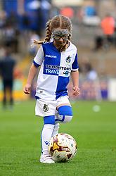 Mascot  - Mandatory by-line: Dougie Allward/JMP - 28/10/2017 - FOOTBALL - Memorial Stadium - Bristol, England - Bristol Rovers v Milton Keynes Dons - Sky Bet League One