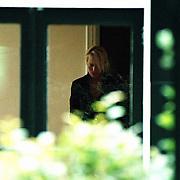 Linda de Mol verhuizing naar haar nieuwe woning in Loenen aan de Vecht