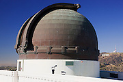 Griffith Observatory, Los Angeles, California.