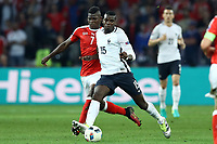 Breel Embolo Switzerland, Paul Pogba France <br /> Lille 19-06-2016 Stade de Pierre Mauroy Footballl Euro2016 Switzerland - France / Svizzera - Francia Group Stage Group A. Foto Matteo Ciambelli / Insidefoto