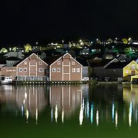 Egersund, Norway 20080824.<br /> Egersund en sensommers natt.<br /> Foto: Tor Erik Schrøder / Schrøder, Tor Erik