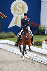 FAURIE Emile (GBR), Cafe s Caletta<br /> Hagen - Horses and Dreams meets the Royal Kingdom of Jordan 2018<br /> Einlaufprüfung Nürnberger Burg Pokal<br /> 26 April 2018<br /> www.sportfotos-lafrentz.de/Stefan Lafrentz