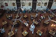 Indian Coffee House, University area, Calcutta