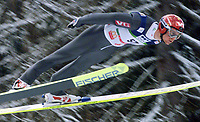 Hopp - FIS World Cup - 31.01.2003 - Bad Mittendorf / Kulm<br /> Roar Ljøkelsøy - Norge<br /> Foto: Calle Törnström, Digitalsport