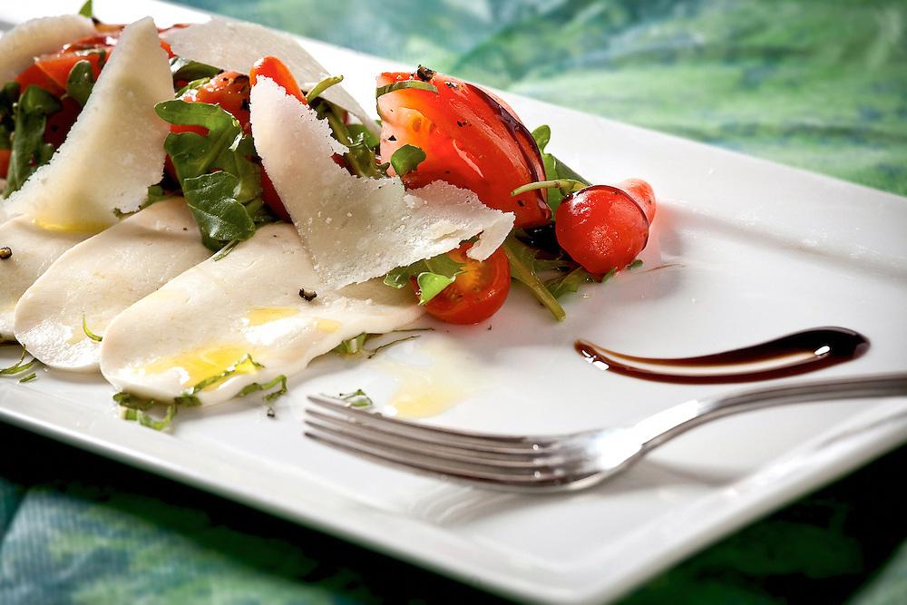 Tomato,Fresh Mozzarella Salad,food photographer,miami,<br /> miami food photography