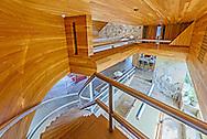 Modern Home Designed by Norman Jaffe, Barons Lane, Southampton, NY