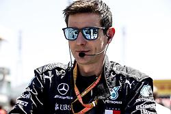 June 9, 2019 - Montreal, Canada - Motorsports: FIA Formula One World Championship 2019, Grand Prix of Canada, ..Mechanic of Mercedes AMG Petronas Motorsport  (Credit Image: © Hoch Zwei via ZUMA Wire)
