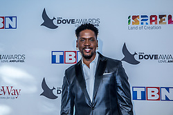 October 11, 2016 - Nashville, Tennessee, USA - Donald Lawrence at the 47th Annual GMA Dove Awards  in Nashville, TN at Allen Arena on the campus of Lipscomb University.  The GMA Dove Awards is an awards show produced by the Gospel Music Association. (Credit Image: © Jason Walle via ZUMA Wire)